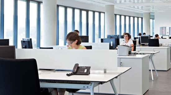 office installation systems